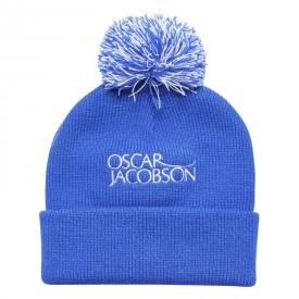 Oscar Jacobson Knitted Golf Hat II