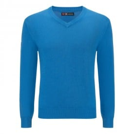Callaway Cotton Blended V Necked Sweaters