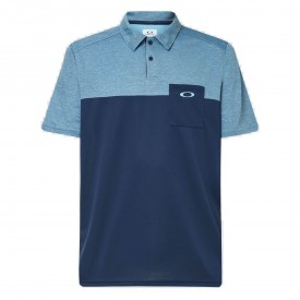 Oakley Blocked Gravity Polo Shirts
