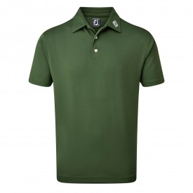 Footjoy Stretch Pique Athletic Fit Polo Shirts