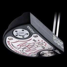 Scotty Cameron H15 Holiday Limited Release Putters