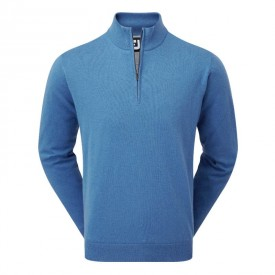 Footjoy Lambswool Lined Half Zip Pullovers