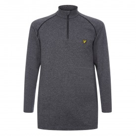 Lyle & Scott Seamless Midlayer