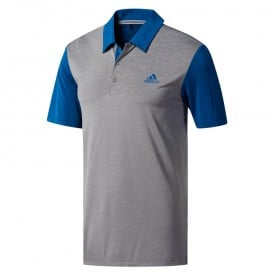 adidas Ultimate 365 Camo-Embossed Polo