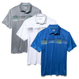 Under Armour Coldblack Ace Graphic Polo Shirts