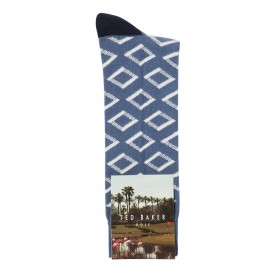 Ted Baker Golf Diamsok Geo Socks