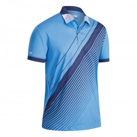 Callaway X Track Printed Polo Shirts