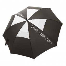 Calvin Klein Golf Stormproof Vented Umbrella - 62  Inch