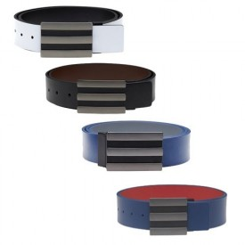 Adidas 3-Stripes Reversible Belts