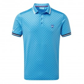 Bunker Mentality Single Spot Polo Shirts