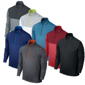 Nike Dri-Fit 1/2 Zip Tops