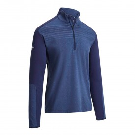 Callaway Heathered Water Repellent Pullovers