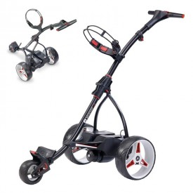 Motocaddy S1 DHC Electric Golf Trolley (36 Hole Lithium Battery)