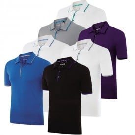Adidas Climachill Bonded Solid Polos