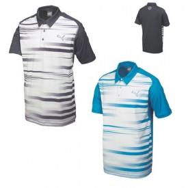 Puma Blur Stripe Polos