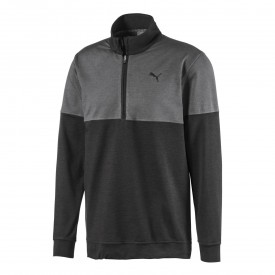 Puma Warm Up 1/4 Zip Tops