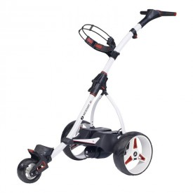 Motocaddy S1 Digital Electric Golf Trolleys - (36 Hole Lithium Battery)