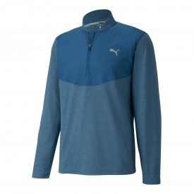 Puma Cloudspun Stlth 1/4 Zip Jackets