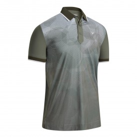 Callaway X Gradient Printed Polo Shirts