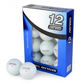Second Chance Kirkland Mix Of Recycled Golf Balls