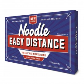 Noodle Easy Distance Golf Balls 15 Pack