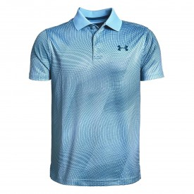 Under Armour Junior Novelty Performance Polo