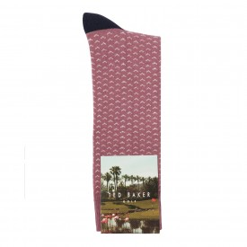 Ted Baker Golf Birdsok Birdseye Socks