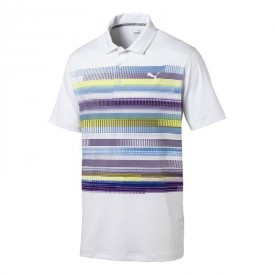 Puma Junior Pixel Polo Shirts