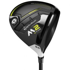 TaylorMade M2 D-Type Draw Drivers