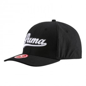 Puma Script Fitted Caps