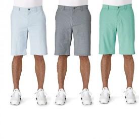 Adidas Ultimate 365 Gingham Plaid Shorts