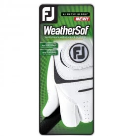 Footjoy Womens WeatherSof Golf Glove