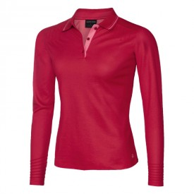 Galvin Green Molly Ladies Long Sleeve Polo Shirts