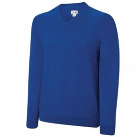 Adidas Performance Textured V Neck Sweater