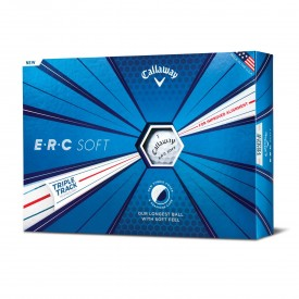 Clearance Callaway ERC Soft Triple Track Golf Balls