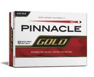 Pinnacle Gold Golf Balls