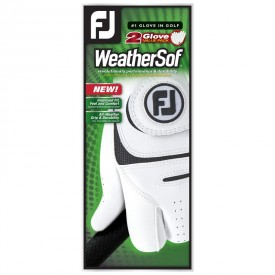 Footjoy Womens Weathersof Golf Glove (2 Pack)