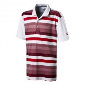 Puma Turf Stripe Junior Polo