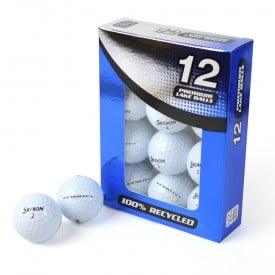 Second Chance Srixon Mix Of Z Star Series Recycled Golf Balls