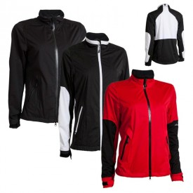 Backtee Ladies 4-Way Stretch Rain Jackets