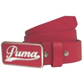 Puma Script Fitted Belts