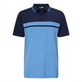 Callaway Colour Blocked Pique Polo Shirts