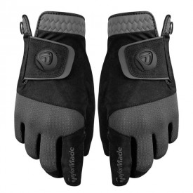TaylorMade Mens Rain Control Gloves (Pair)