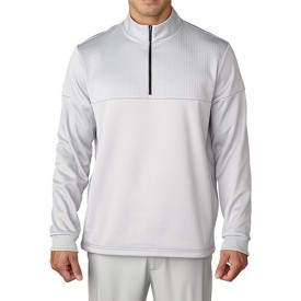 adidas Climawarm Debossed 1/4 Zip Tops