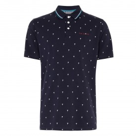 Ted Baker Grass Polo Shirts