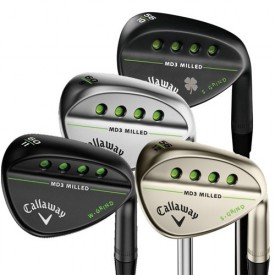 Callaway Mack Daddy 3 Wedges