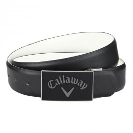 Callaway Reversible Belt with Rubber Buckle