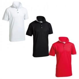 Backtee Junior Performance Polo Shirts