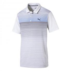 40ea0da18340 Puma Highlight Stripe Polo Shirts