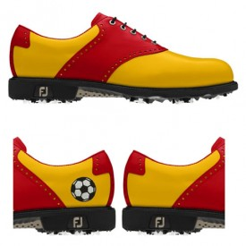 Footjoy Myjoys ICON Traditional Golf Shoes